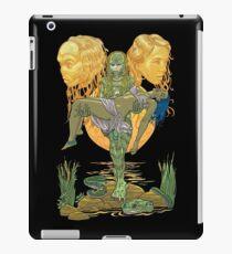 She Creature from the Black Lagoon iPad Case/Skin