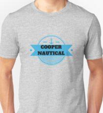 Cooper Nautical Unisex T-Shirt