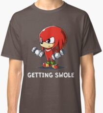Getting Swole Classic T-Shirt