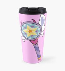 Star Butterfly's Wand (Season 3) Travel Mug