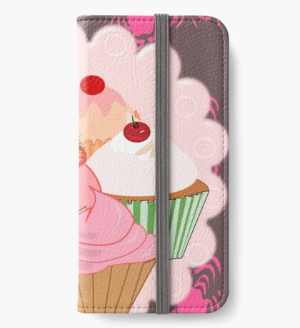 Cup Cakes (4759  Views) iPhone Wallet