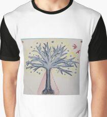 Scientific art Graphic T-Shirt