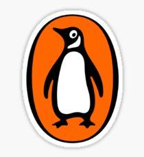 penguin publishing Sticker