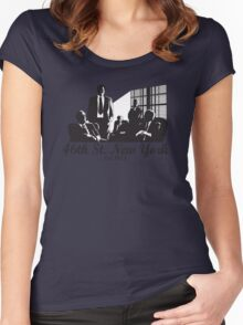 46th St. New York (Women's) Women's Fitted Scoop T-Shirt