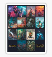 Jon Bellion Cover Arts Sticker