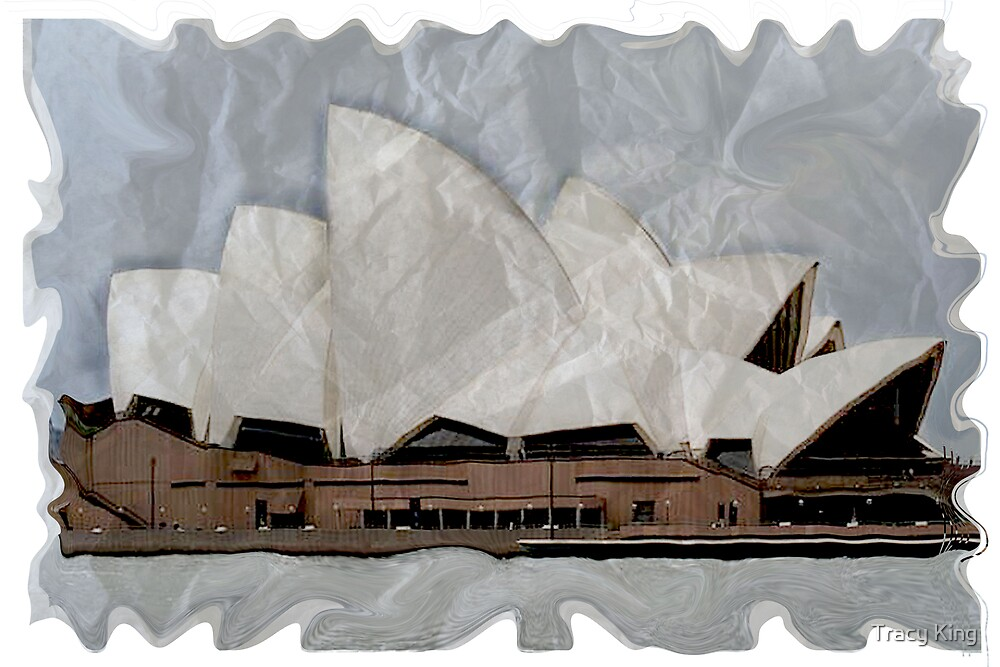SWAYING SAILS by Tracy King