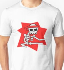 Karate Skeleton!!!! T-Shirt