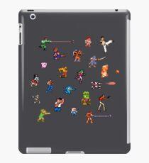 Champions of the NES! iPad Case/Skin