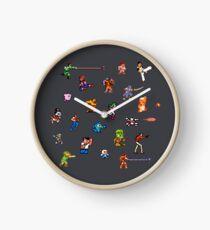 Reloj Campeones de NES!