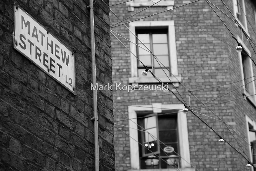 Mathew Street: Liverpool by Pirate77