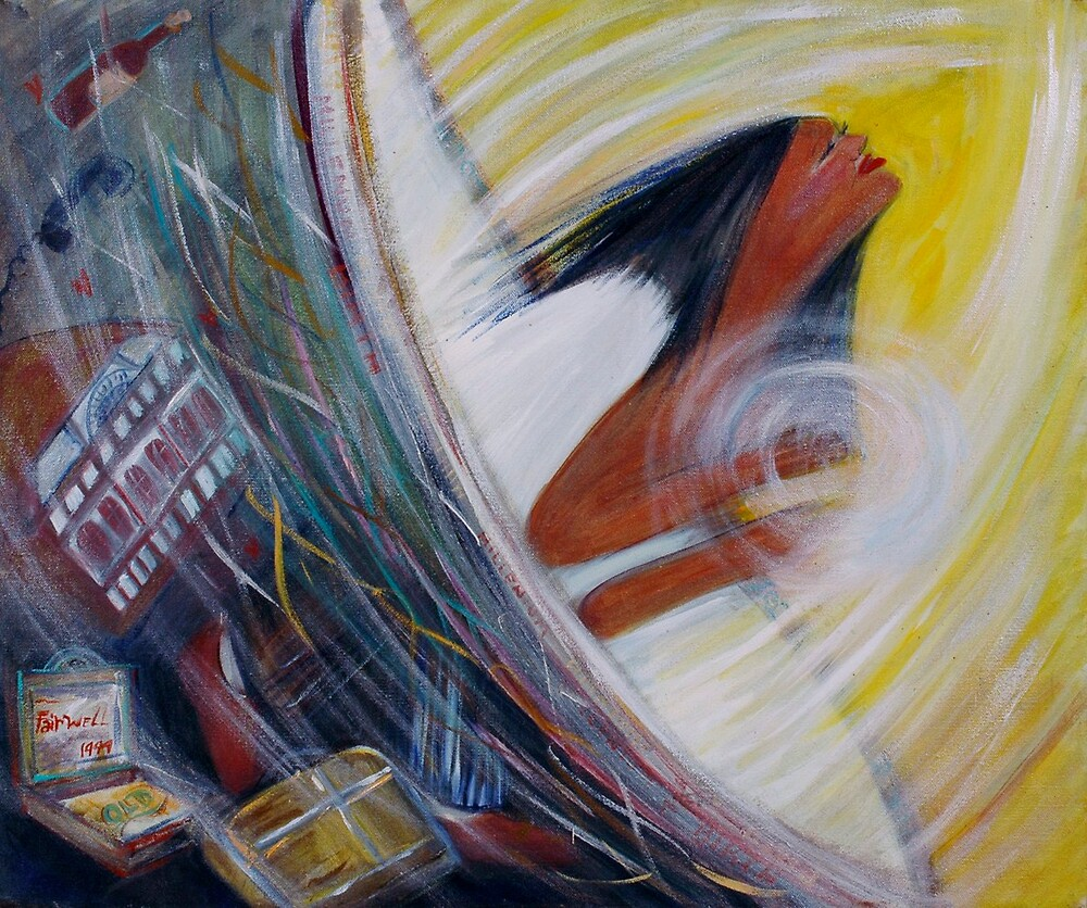 BIRTH OF A NEW MILLENNIUM by artist4peace