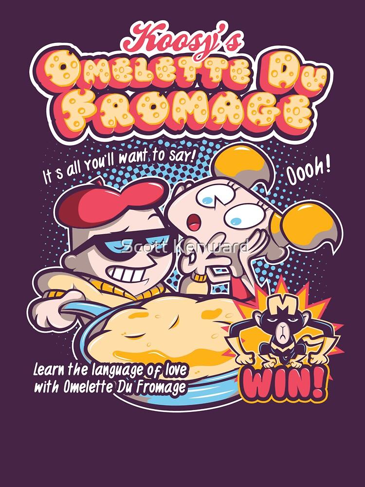Omelette Du Fromage | Unisex T-Shirt