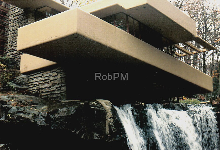 Falling Waters by RobPM
