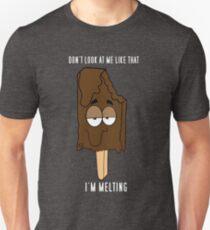 Melting cold Ice cream T-Shirt