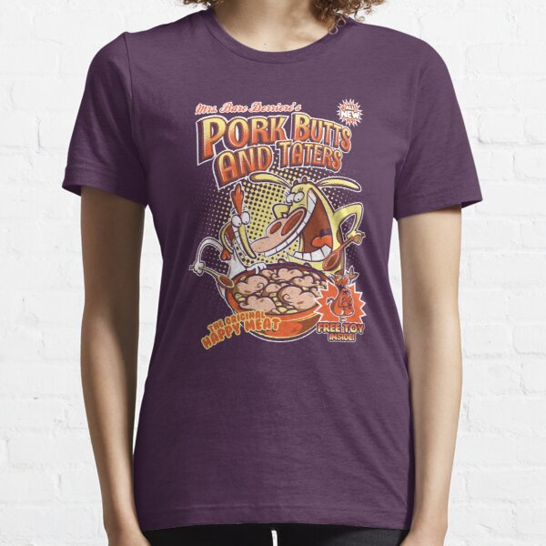 Pork butts and taters Essential T-Shirt