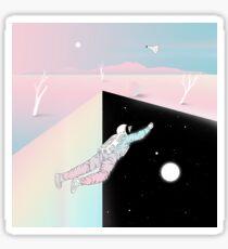 Edge of Existence Sticker