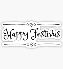 Happy Festivus Sticker