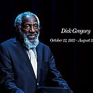 #Comedy legend Dick Gregory dies at age 84  #RIP #DickGregory #Photo by #MichaelRoman by #PoptART products from Poptart.me