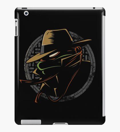 Undercover Ninja Mikey iPad Case/Skin