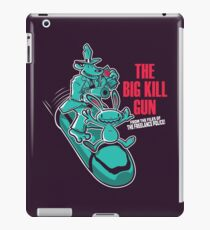 The Big Kill Gun iPad Case/Skin