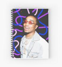 quavo  Spiral Notebook
