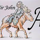 Sir John A. by Byron  McBride