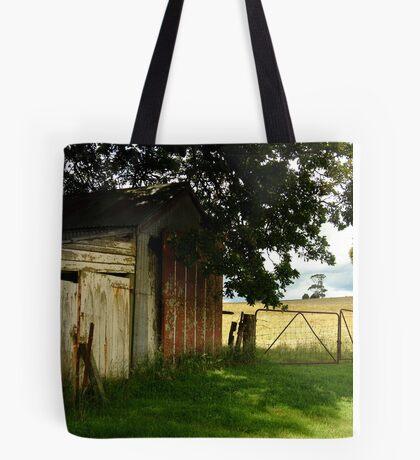 Old Shedding, Clarke's Hill Tote Bag
