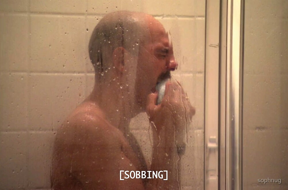 Tobias Funke Crying by sophnug