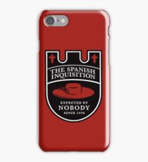 Expected By Nobody iPhone Case/Skin