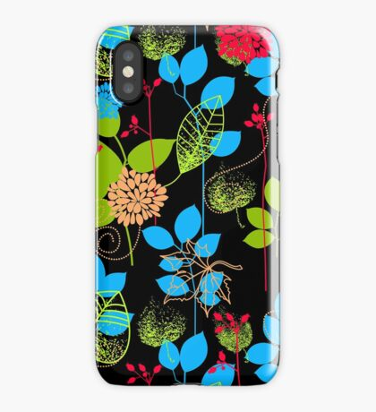 Foliage RGB [iPhone / iPod Case and Print] iPhone Case/Skin