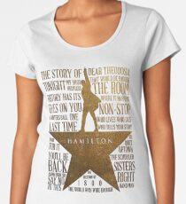 hamilton Women's Premium T-Shirt