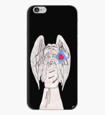 Weeping valentine iPhone Case