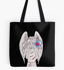 Weeping valentine Tote Bag