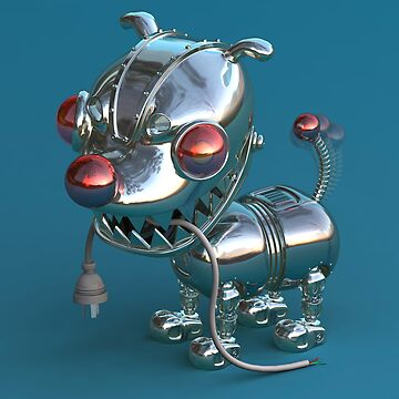 Robodoggy by johnnyz