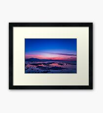Garda Lake Framed Print