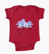 flock of birds Kids Clothes