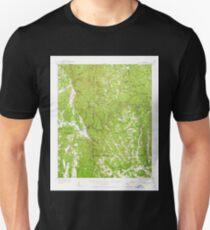 USGS TOPO Map Georgia GA Talking Rock 247578 1914 62500 T-Shirt
