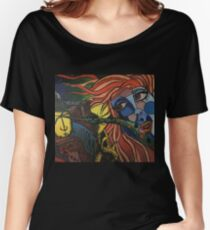 Surreal Time Warp Women's Relaxed Fit T-Shirt