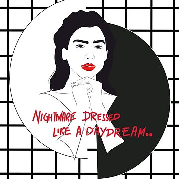 Nightmare dress like a daydream by httpartless