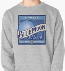 Blue Moon Beer  Pullover