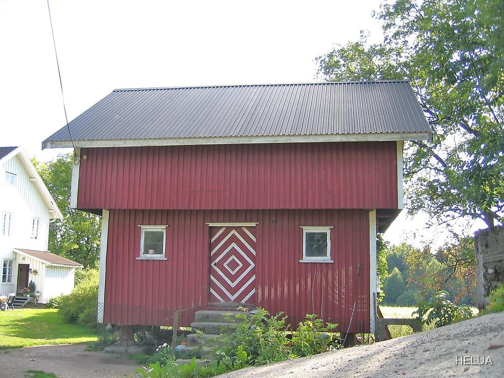 Norwegian Storehouse by HELUA