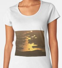 Sydney sunset Women's Premium T-Shirt