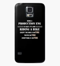BEING A PRODUCTION ENG Case/Skin for Samsung Galaxy