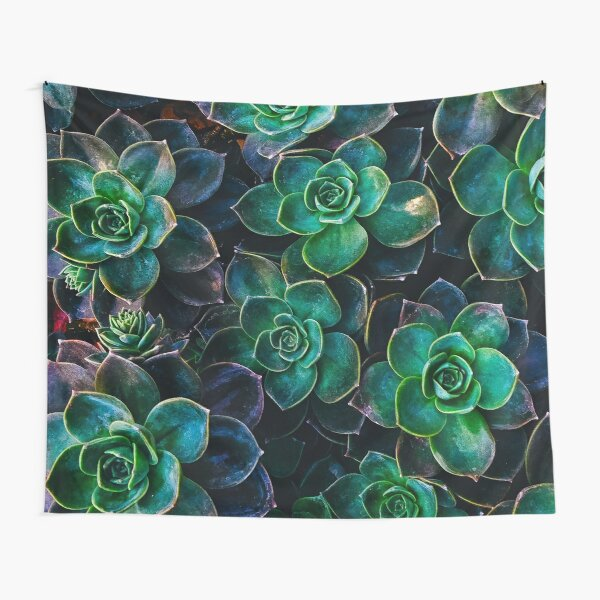 Succulent Tapestries Redbubble