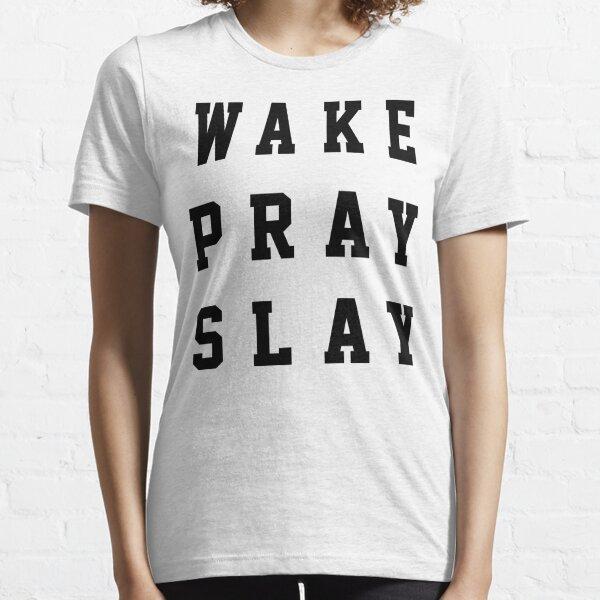 WACHE BETE SLAY Essential T-Shirt