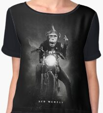 Bad Monkey Women's Chiffon Top