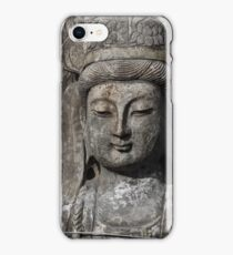 Asian Buddha Yunnan China iPhone Case/Skin