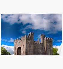The Bunratty Castle, County Clare, Ireland Poster