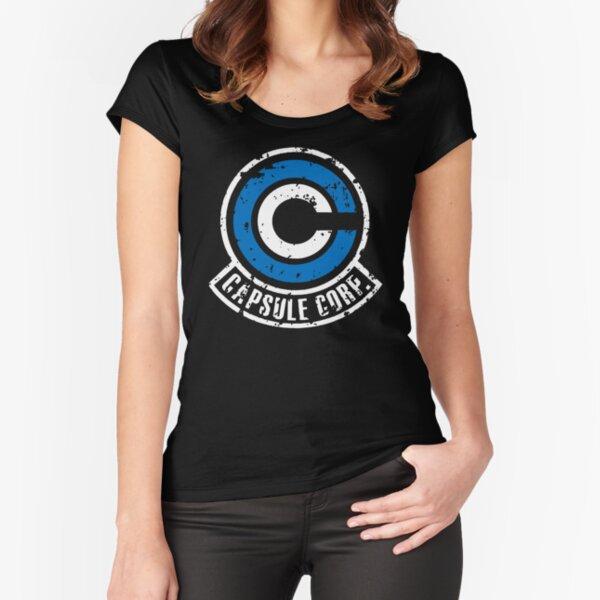 Capsule Vintage Fitted Scoop T-Shirt