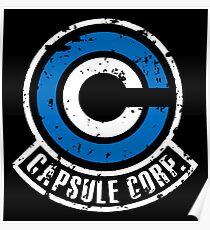 Capsule. Vintage Poster